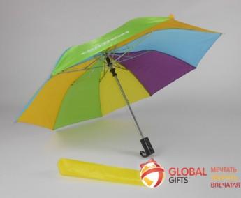 Зонт радуга. Фото 6