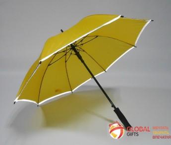 Зонт со светоотражающим покрытием. Фото 1