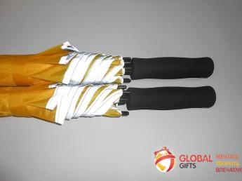 Зонт со светоотражающим покрытием. Фото 5