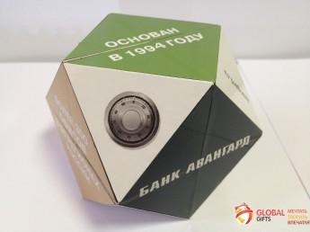 Кубик трансформер. Форма бриллиант. Размер 70. Фото 1