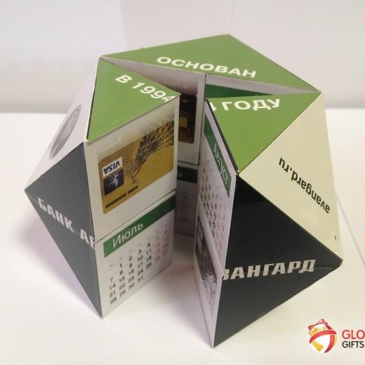 Кубик трансформер. Форма бриллиант. Размер 70. Фото 2