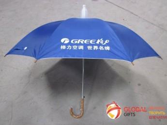 Промоушн зонт который не капает. Фото 3