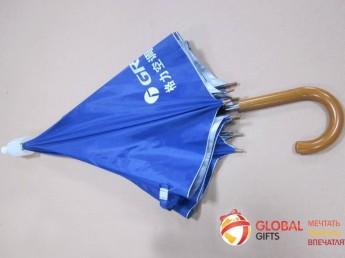 Промоушн зонт который не капает. Фото 4