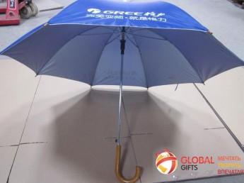 Промоушн зонт который не капает. Фото 5