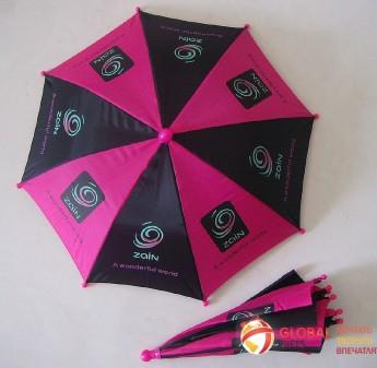 Промо зонт на голову. Фото 4
