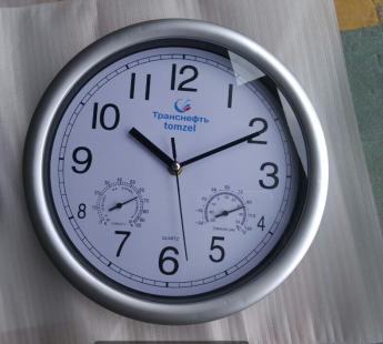 Часы настенные с фирменной символикой Фото1
