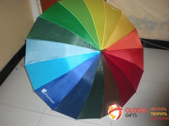 зонт радуга фото 3