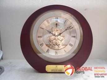 часы настольные с логотипом. Фото 2
