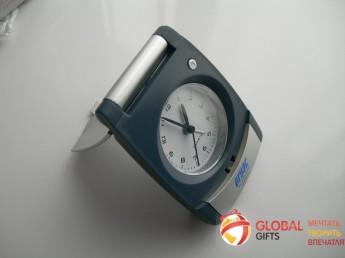 часы складные с логотипом