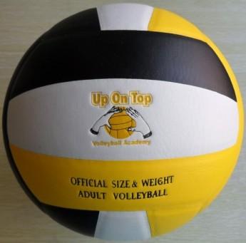 Мяч воллейбольный с индивидуальной печатью. Фото 1