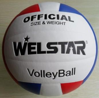 Мяч воллейбольный с индивидуальной печатью. Фото 4