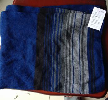 thin single layer scarf 180x30cm,125g