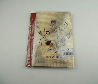 Музыкальная открытка 6