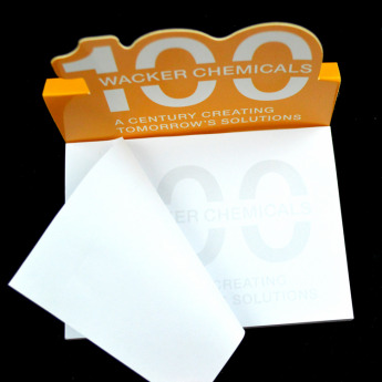 Блокноты с логотипом Фото 4