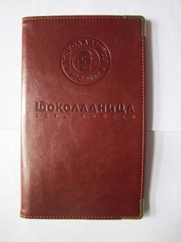 Папка-счет индивидуальный пошив Фото 2