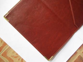 Папка-счет индивидуальный пошив Фото 5
