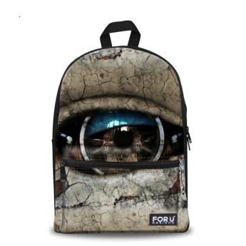 Рюкзак с 3D фото печатю 9