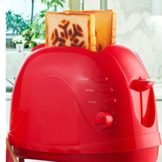 Тостер выжигающий логотип Фото 2