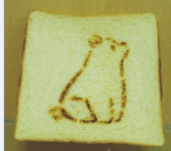Тостер выжигающий логотип Фото 7