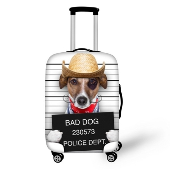 Чехол для чемодана 1