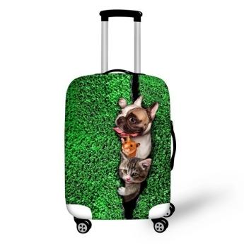 Чехол для чемодана 8