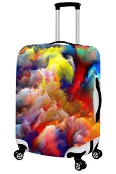 Чехол для чемодана 9