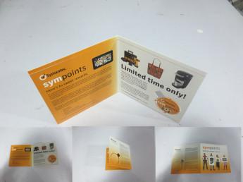 USB flash ключ бумажная флэшка с автозапуском ссылки Фото 9