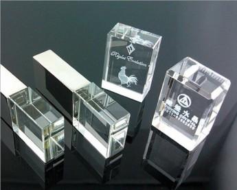 USB flash кристал с 3D лазерной гравировкой внутри фото 12