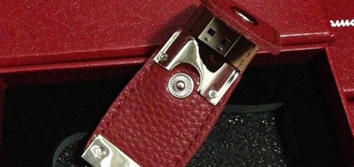 USB flash флэшки из кожи и кожзаменителя фото 1