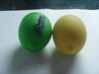 USB flash PVC флэшка из ПВХ по индивидуальному дизайну в виде яйца Фото 2