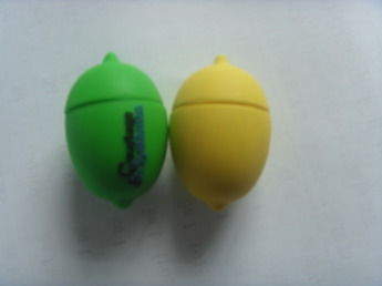 USB flash PVC флэшка из ПВХ по индивидуальному дизайну в виде яйца фото 1