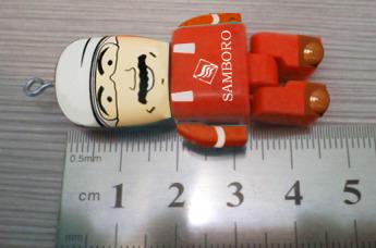 USB flash PVC флэшка из пластика в виде человечков фото 8