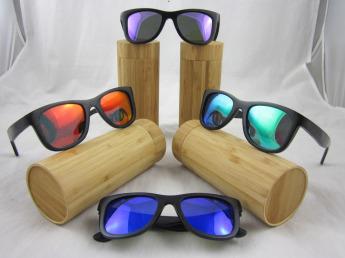 Деревнные солнечные очки Фото 11