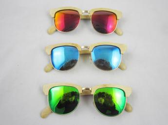 Деревнные солнечные очки Фото 14