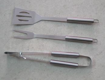Набор инструментов для барбекю Фото 4
