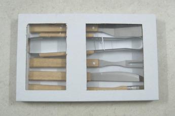 Набор инструментов для барбекю Фото 5