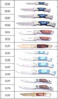 Ножи карманные Фото 4