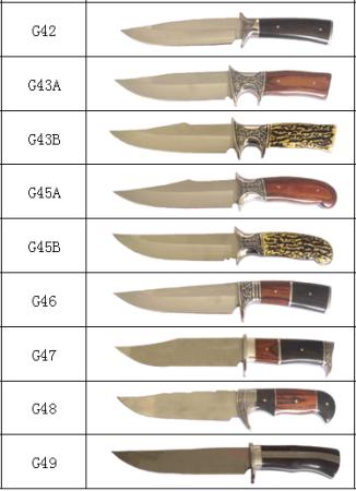 Ножи охотничие Фото 2