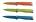 Ножи с цветным лезвием