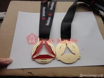Медали со шнурком