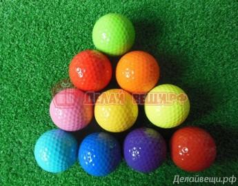Мячи для гольфа 1000 штук