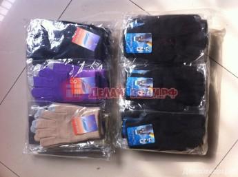 Сенсорные перчатки 20000 пар
