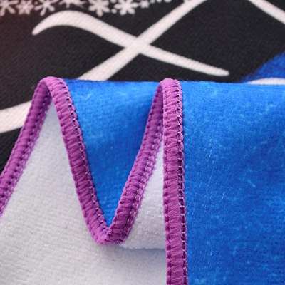 Полотенце микрофибра полноцвет Фото 4