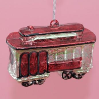 Елочные игрушки по индивидуальному дизайну из стекла Фото 1