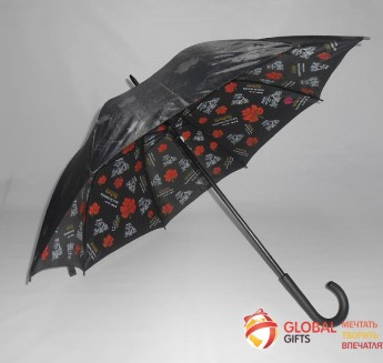 Двухслойный купол зонта. Фото 7
