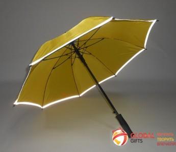 Зонт со светоотражающим покрытием. Фото 2