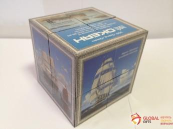 Кубик трансформер. Форма бриллиант. Размер 70. Фото 6