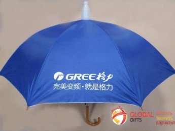 Промоушн зонт который не капает. Фото 1