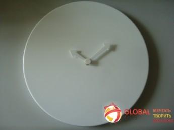 Часы в виде доски для записей. Фото 2