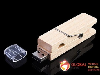 USB flash (флэшка) дерево. Фото 5